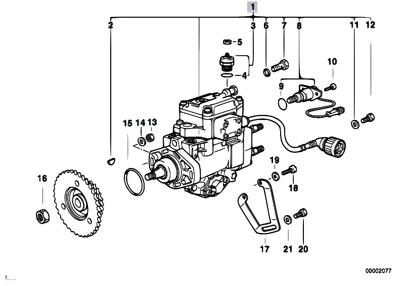 Wiring Diagram Fuel Pump E36