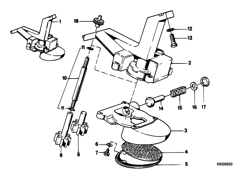 Original Parts For E21 320 M20 Sedan    Engine   Lubrication