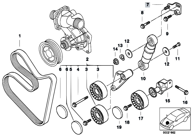 m62 belt diagram original parts for e53 x5 4.6is m62 sav / engine/ belt ... bmw m62 engine diagram 1998