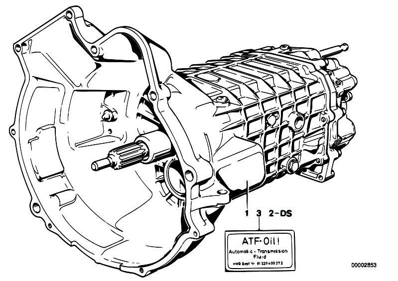 Original Parts For E30 318i M40 2 Doors    Manual