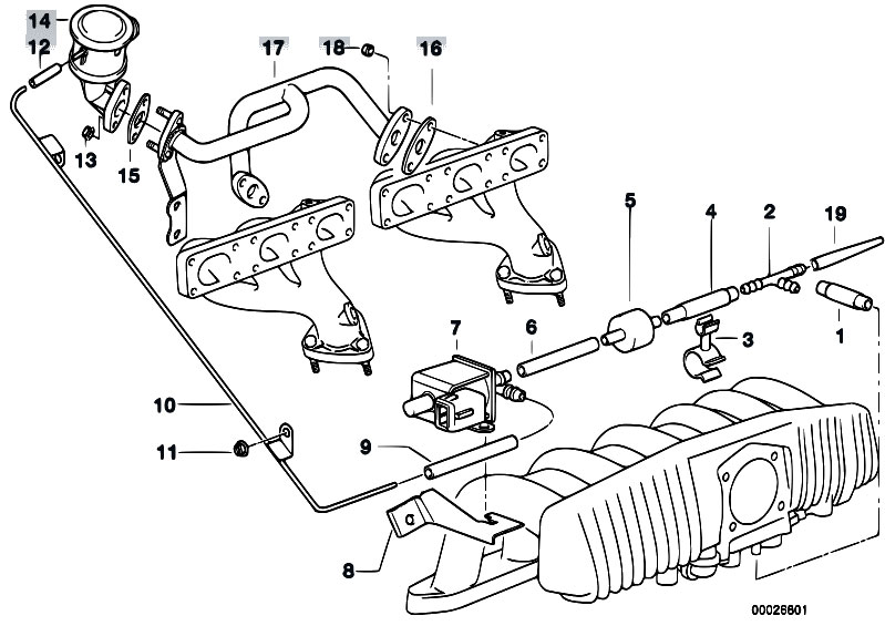 E46 325i Vacuum Diagram Engine Diagram And Wiring Diagram