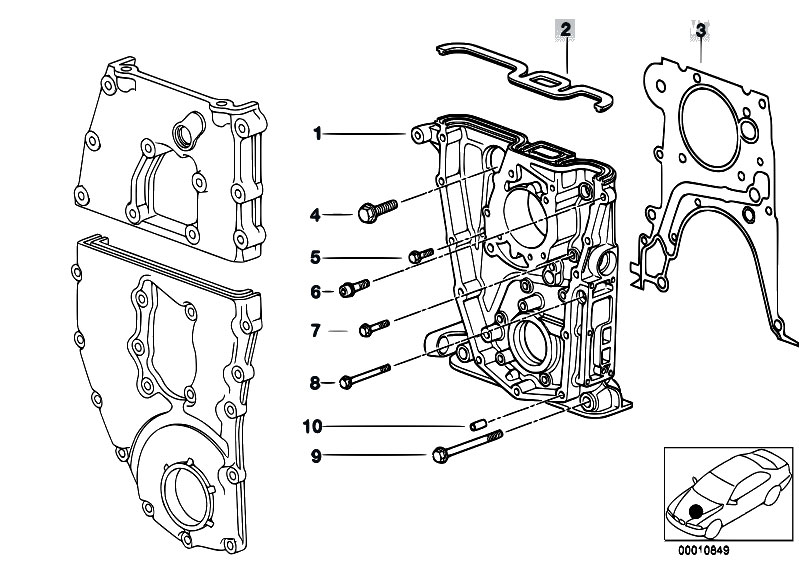 Timing Case: E36 BMW M43 Engine Diagram At Galaxydownloads.co