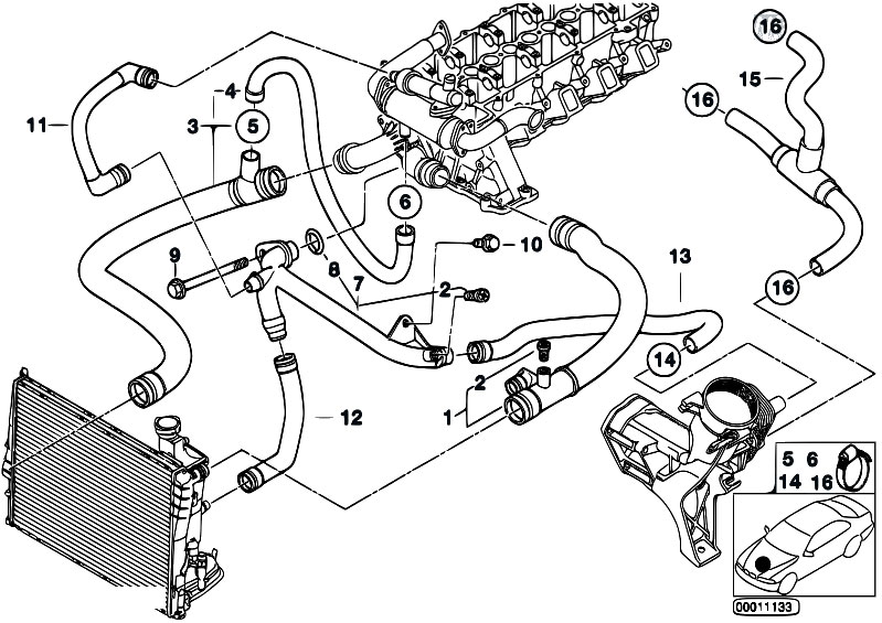 Bmw 320d Engine Diagram