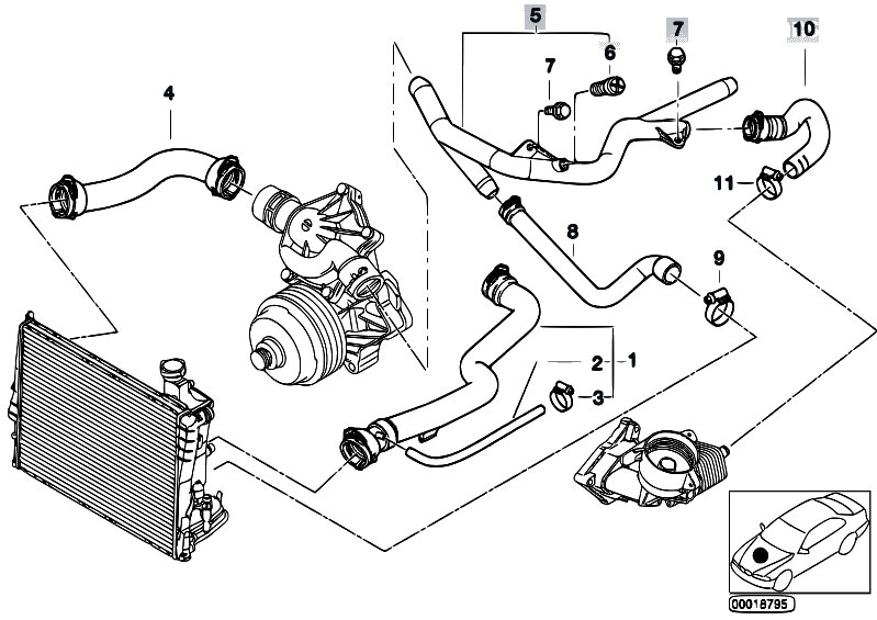 Mtg Otvfca on Bmw Engine Cooling System Diagram E39