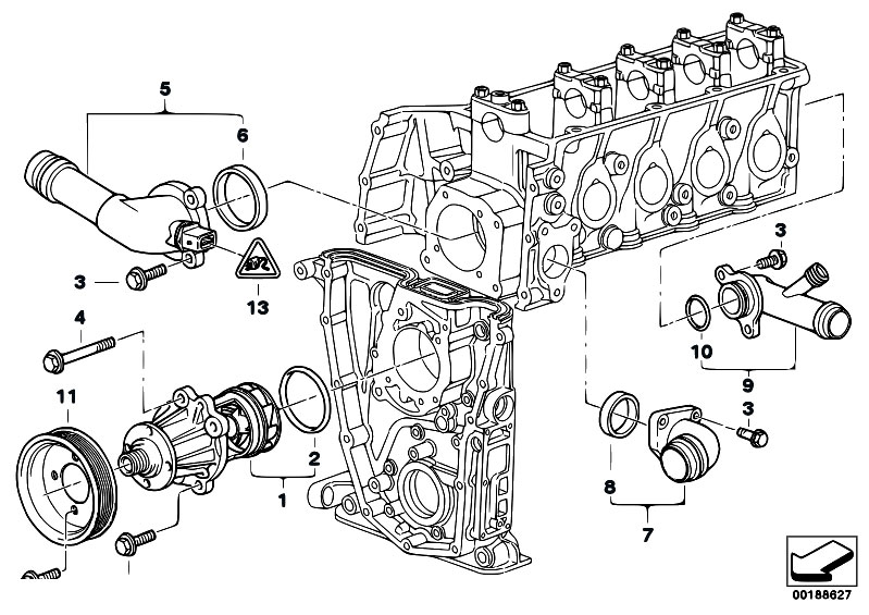 Bmw e transmission diagram free engine image for