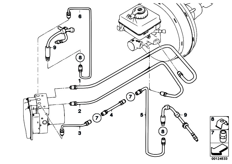 bmw brake line diagram 2000 tahoe brake line diagram