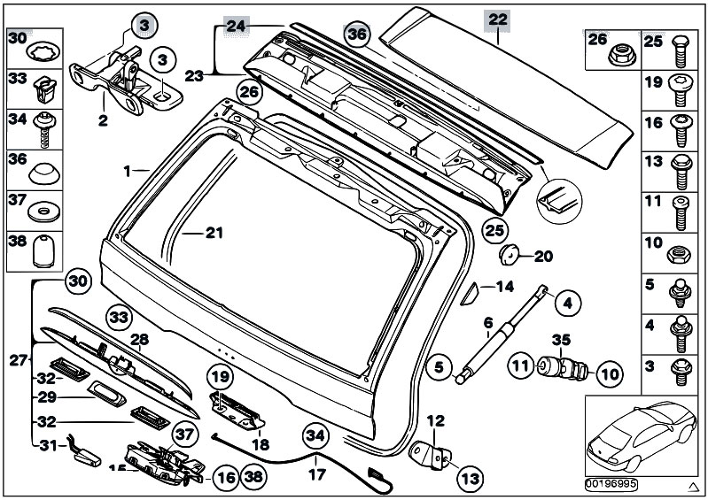 2004 bmw x3 coolant diagram