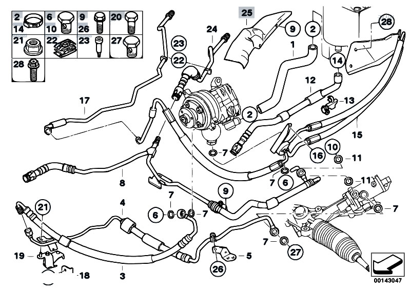 Bmw N52 Hose Diagram Com