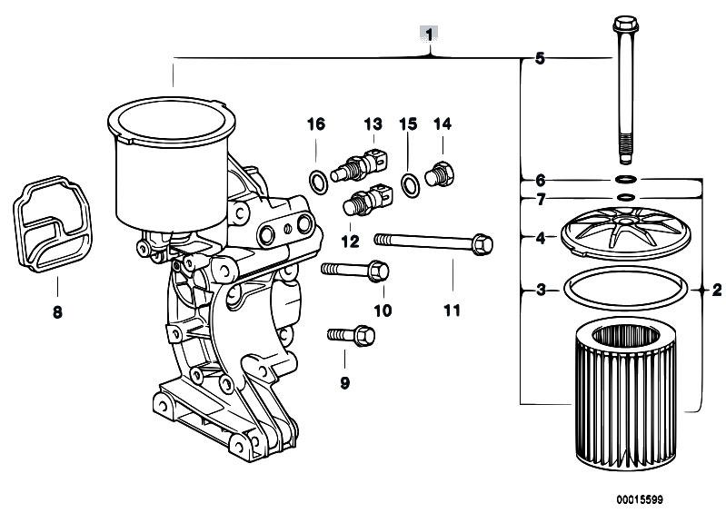 oil filter cap torque spec   - the m3cutters