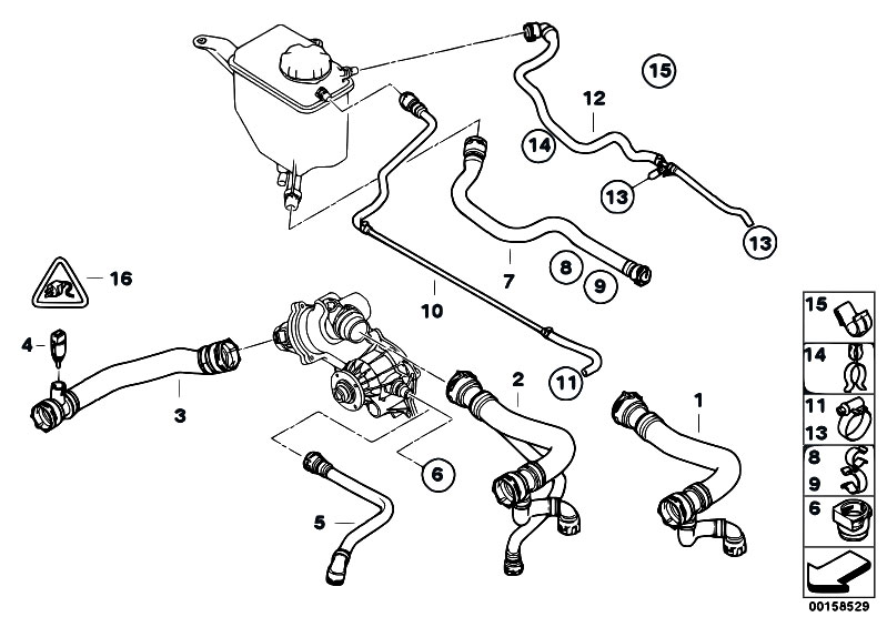 Wiring Diagram For Led Daytime Running Lights moreover 2006 Acura Tl Transmission Wiring furthermore C Er Light Wiring Diagram together with 7 3 Powerstroke Fuel Lines together with E60 Bmw Wiring Diagrams. on e39 tail light wiring diagram