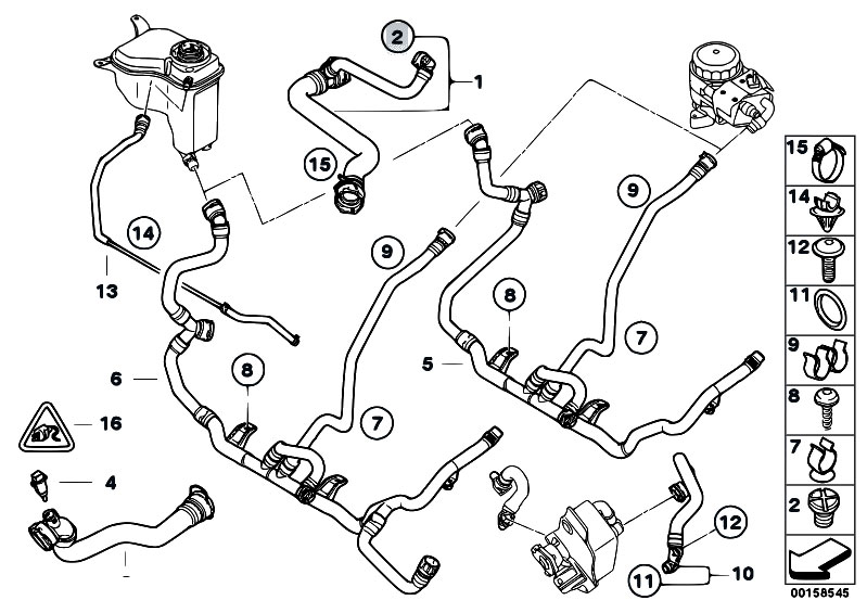 Mtu Ntq X A on E36 Bmw Cooling System Diagram