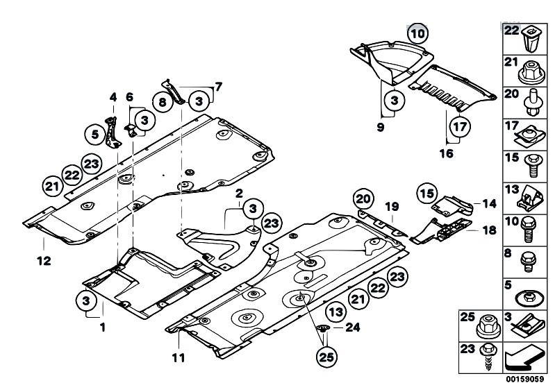 original parts for e82 123d n47s coupe vehicle trim. Black Bedroom Furniture Sets. Home Design Ideas