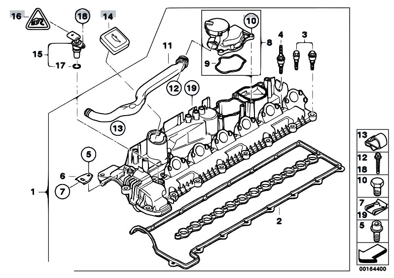 Original Parts For E91 335d M57n2 Touring    Engine