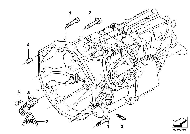 bmw m5 e60 manual transmission