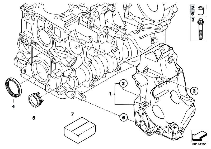 Engine Block Mounting Parts: BMW N47 Engine Diagram At Ariaseda.org