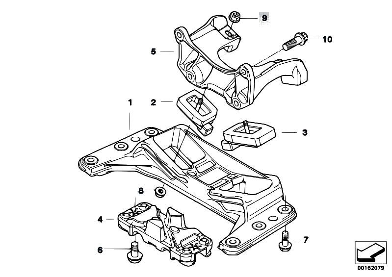 original parts for e60 525i m54 sedan engine and. Black Bedroom Furniture Sets. Home Design Ideas
