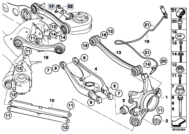 bmw e36 rear shock diagram  bmw  free engine image for