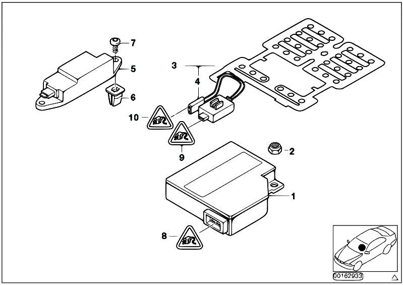 original parts for e53 x5 3 0d m57 sav    audio navigation