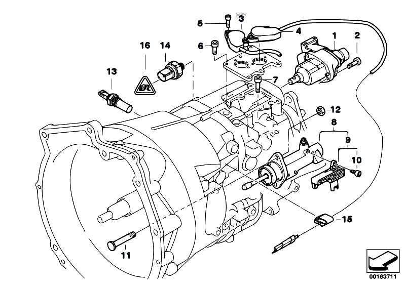 original parts for e46 330ci m54 coupe    manual
