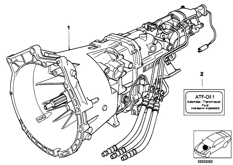 E36 Transmission Wiring Diagram : Bmw e transmission diagram free engine image for