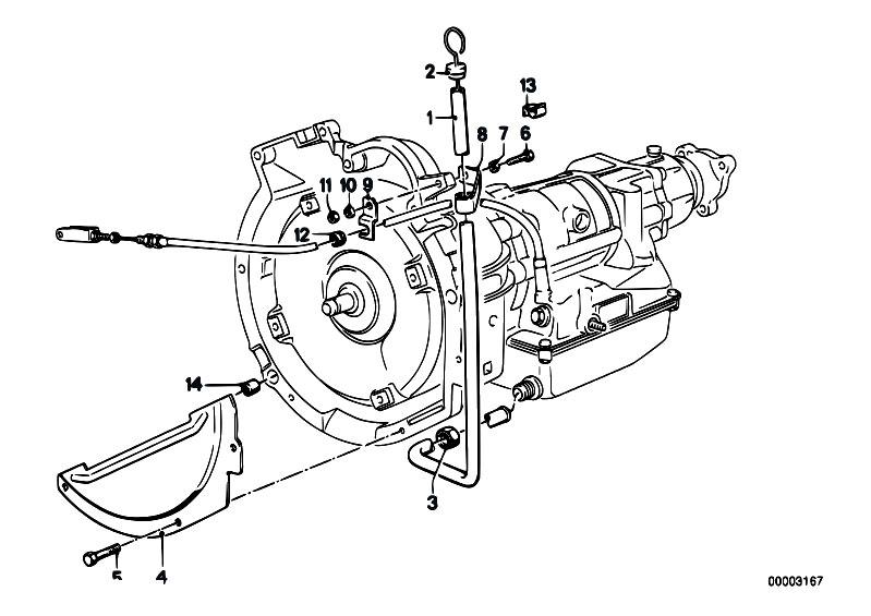 Original Parts For E21 318i M10 Sedan    Automatic