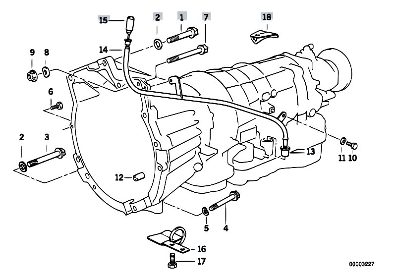 Bmw Transmission Diagram