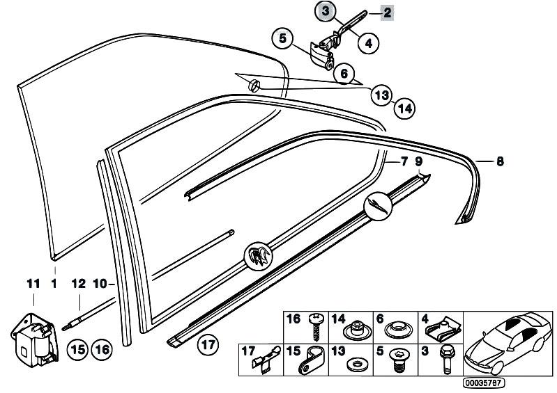 Original Parts For E36 318is M42 Coupe    Vehicle Trim