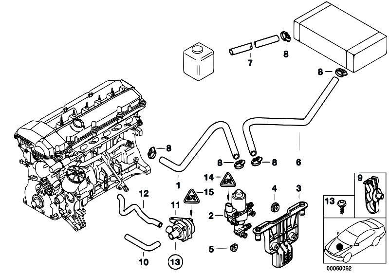 E38 Bmw 740i Engine Diagram Bmw Auto Wiring Diagram
