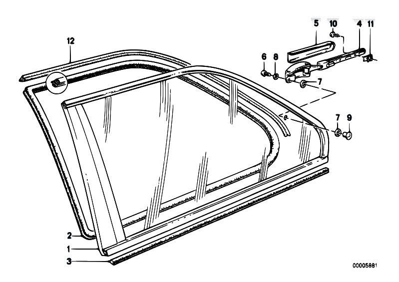 Original Parts For E30 325ix M20 2 Doors    Vehicle Trim