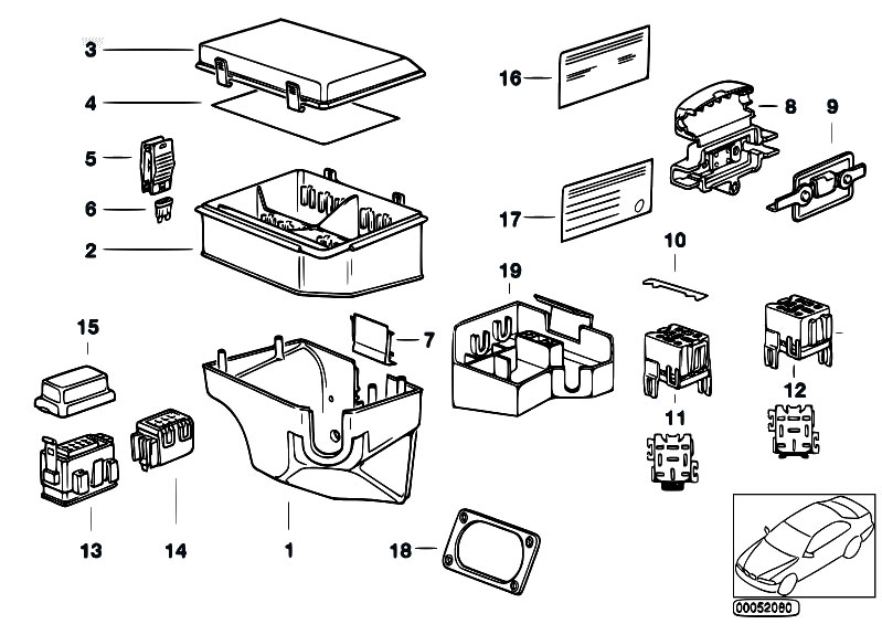 bmw 840ci fuse box  bmw  auto wiring diagram