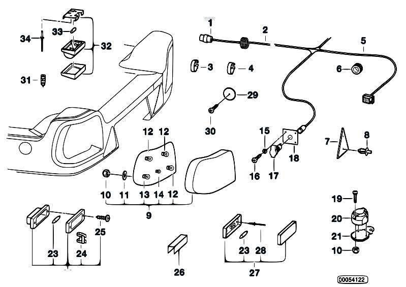 6 pole stator wiring diagram 6 pole round trailer wiring
