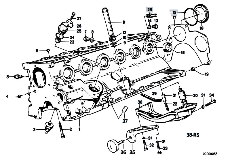 Bmw 320i Cooling System Diagram