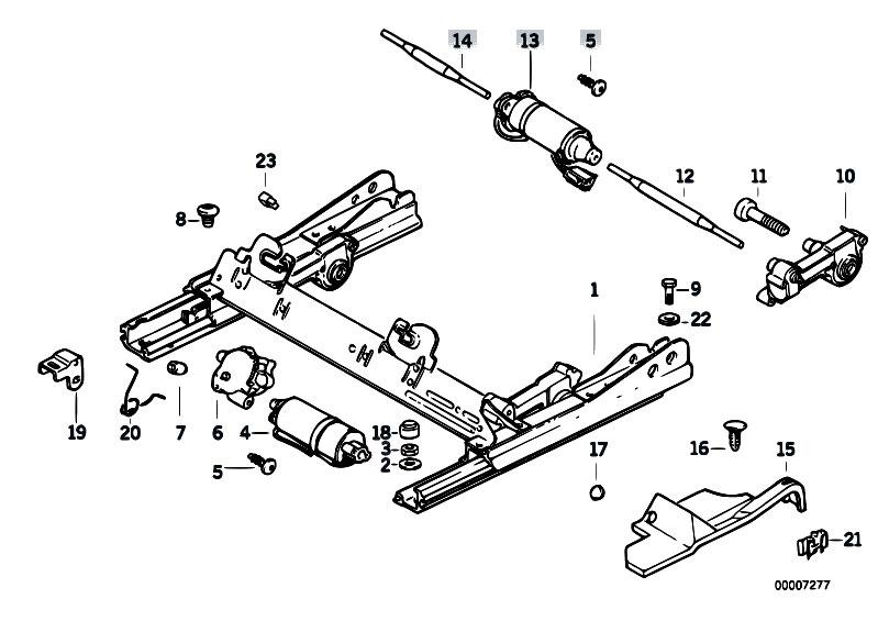 2000 bmw 328i belt diagram