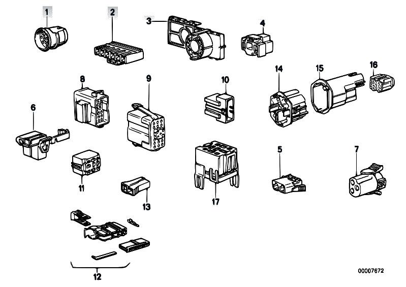 original parts for e30 m3 s14 2 doors    vehicle electrical