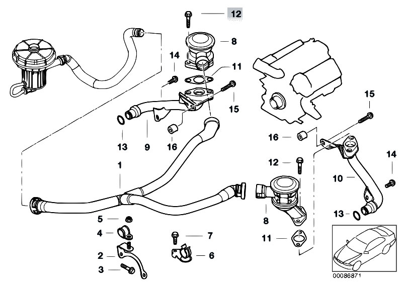 2002 745i bmw cooling system diagram  2002  free engine