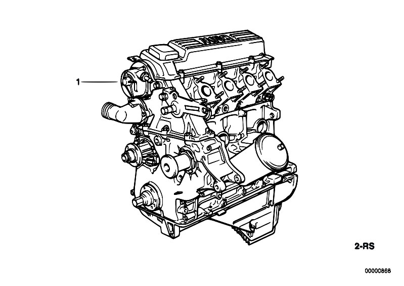 Ody X A on E36 Bmw Cooling System Diagram