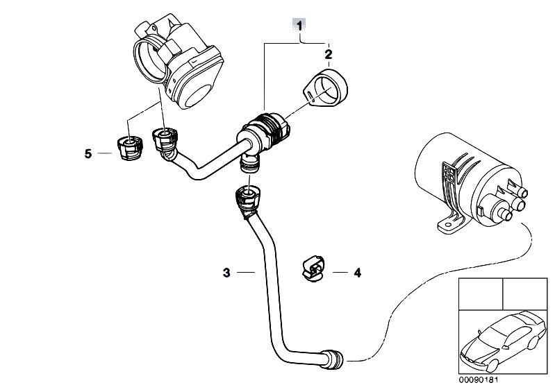 original parts for e46 316ti n42 compact fuel. Black Bedroom Furniture Sets. Home Design Ideas