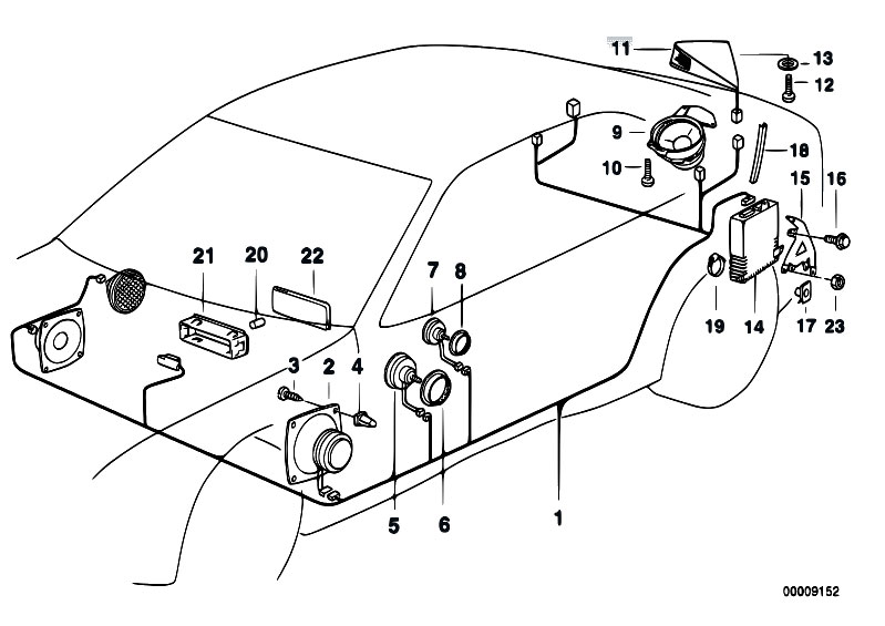 ford probe gt fuel pump location