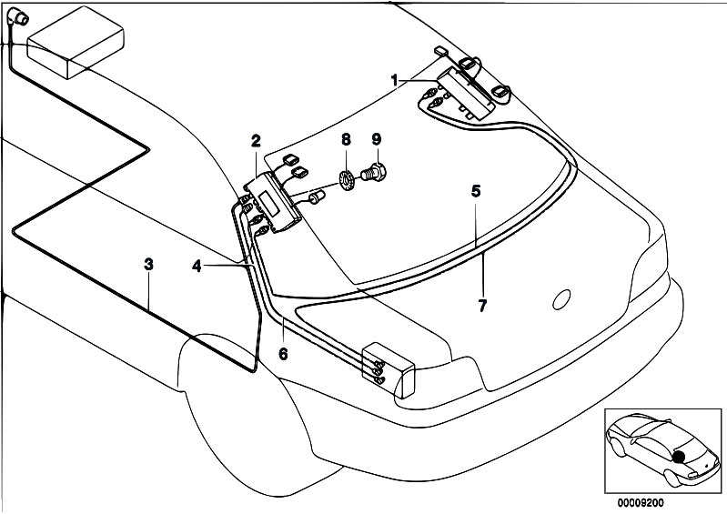 bmw e90 headlight wiring diagram images as well chevy s10 wiring e39 520d m47 sedan audio navigation on subwoofer wiring diagram