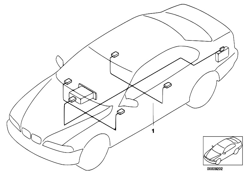 Bmw Car Speakers Wiring Diagram