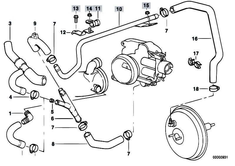 Bmw 540i Engine Diagram Similiar Bmw X Vacuum Diagram Keywords