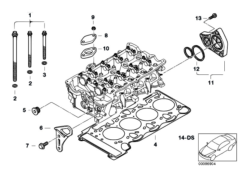 original parts for e46 316ti n45 compact    engine