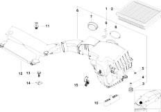 original parts for e46 316ci m43 coupe    fuel preparation