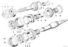 zf brake diagram original parts for e30 318i m10 4 doors / manual ... ford f 350 parking brake diagram