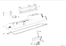 original parts for e34 524td m21 sedan    engine   engine
