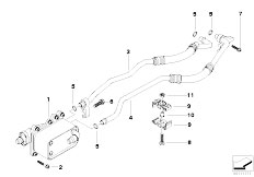 High Pressure Transmission Lines besides Chevy Turbo 400 Transmission Wiring Diagram likewise 42rle Transmission Sensor Diagram further 3 4 Overdrive Not Working 1457038 Print additionally 553912 Oil Pressure Switch Location. on 700r4 trans lines