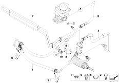 Bmw Sun Visor 51167139474 further Wiring Diagram Bmw X1 together with 21909 Bmw X5 E70 New Front Suspension Double Wishbone in addition Hydro Steering Oil Pipes 2 besides E46 Seat Wiring Diagram. on bmw x3 ignition coil diagram