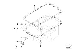 Cylinder Head Attached Parts together with Cylinder Head Attached Parts as well Independent Heating Water Valves in addition Cylinder Head Electr Add On Parts further  on bmw n45 engine diagram