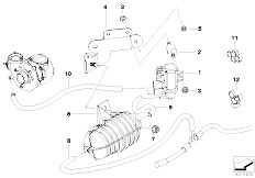 Engine Wiring Harness moreover Smart Car Parts Diagram in addition E36 M3 Engine Bay Diagram further Sensors further Turbo Charger With Lubrication. on bmw e46 cruise control wiring diagram