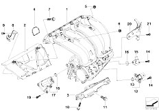 Camaro 3800 V6 Engine Diagram besides TPI 20On 20Line 03 1 moreover 3800 Series 2 Engine Water Pump in addition Bmw Intake Manifold Diagram With Electronic together with Chevy 3100 Engine Diagram. on lt1 intake valve diagram